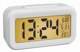 a02f3b99 60.2018.02 TFA Цифровые часы с термометром LUMIO