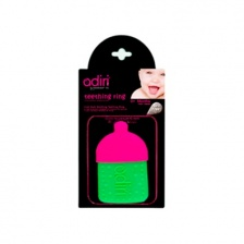 Прорезыватель для зубов Adiri Bottle Teething Ring, magenta-green, AD022MG-7644H